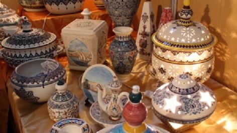 1ère édition du printemps de l'artisanat : 25 exposants dans les métiers de l'artisanat à Mostaganem