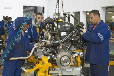 Formation aux métiers de l'automobile à Oran