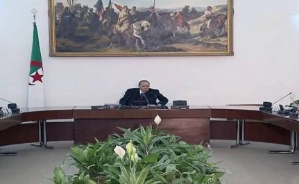 Algérie: Communiqué du Conseil des ministres