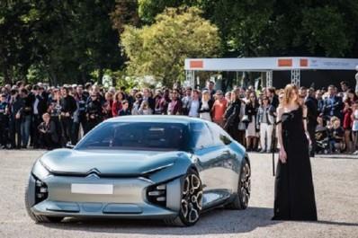 Groupe PSA : Le Citroën CXPERIENCE CONCEPT primé