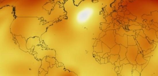 La Terre pourrait se réchauffer 15% de plus d'ici 2100 (étude)