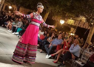 La robe kabyle au cœur de la mode
