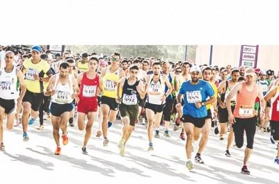 8e Marathon International de Medghacen: 1 450 athlètes de 11 pays ont annoncé leur participation