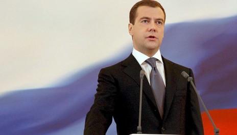 Le Premier ministre russe entame une visite officielle en Algérie