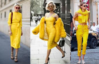 3 Conseils mode pour adopter le jaune