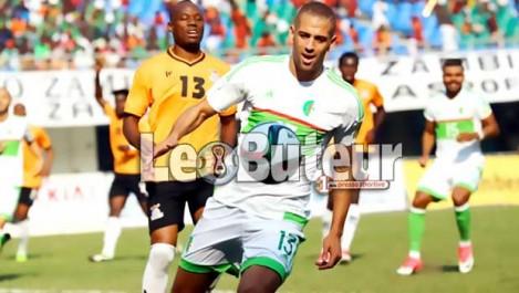 Algérie – Zambie Aujourd'hui  à 20h30 : Montrez-nous  votre fierté !