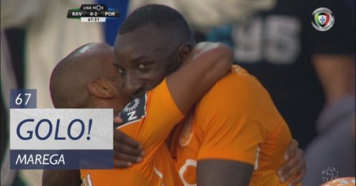 FC Porto : La passe décisive de Brahimi pour Marega (Vidéo)