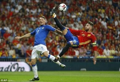 Qualifs Mondial 2018 : L'Espagne en patron face à l'Italie