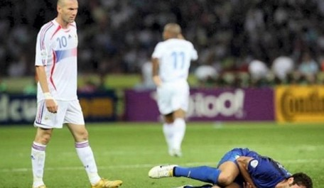 Zidane n'est pas fier de son coup de tête sur Materazzi