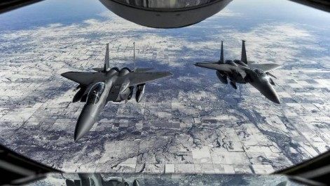 Frappes américaines contre Daech en Libye : 17 terroristes tués