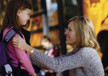 Maman: Aider son enfant à reprendre le bon rythme de l'école