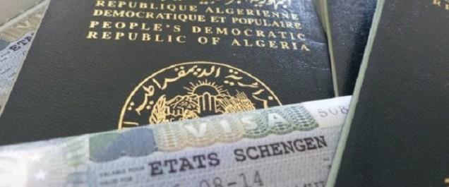 Mostaganem: démantèlement d'un réseau spécialisé dans la falsification de visas étrangers