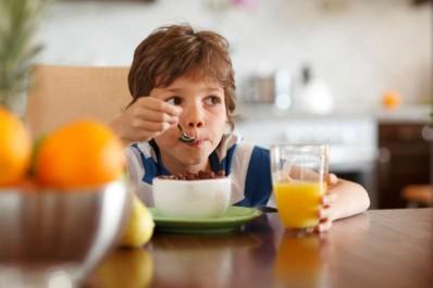 Parents: Préparez-lui un petit-déjeuner équilibré