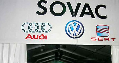Sovac : JOIN, édition limitée sur la Volkswagen Golf MIB