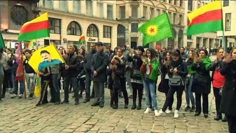 La Turquie proteste contre un rassemblement kurde à Cologne