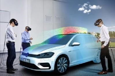 Volkswagen Group : La prochaine Golf sera développée de manière virtuelle
