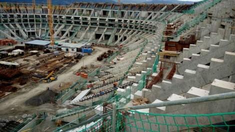 Tizi-Ouzou : 5 milliards da débloqués pour l'achèvement des travaux du nouveau stade