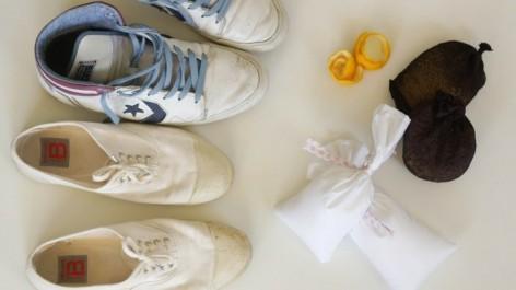 3 trucs pour débarrasser ses chaussures des mauvaises odeurs