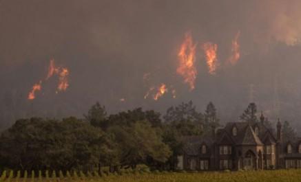 Le bilan des incendies en Californie porté à 40 morts