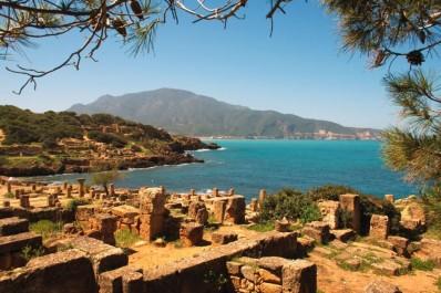 Ruines romaines de Tipasa : Concert algéro-autrichien de musique classique