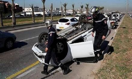 Accidents de la route: 29 morts et plus de 700 blessés à Alger les neuf 1ers mois de 2017