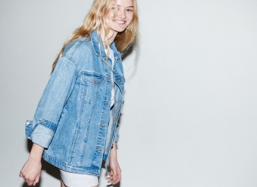 La veste en Jean: Le Must-Have du moment!