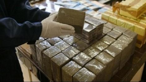 Saisie d'importantes quantités de drogue dans plusieurs wilayas