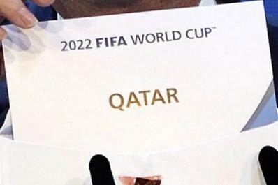 Un rapport remet en cause son organisation au Qatar