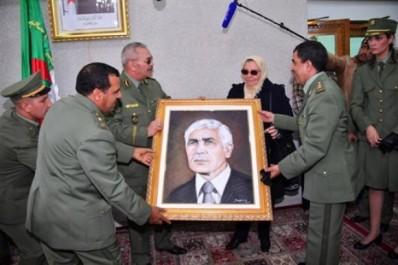 Le Musée central de l'Armée baptisé du nom de l'ancien président Chadli Bendjedid