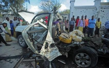 Somalie Un second véhicule piégé explose à Mogadiscio