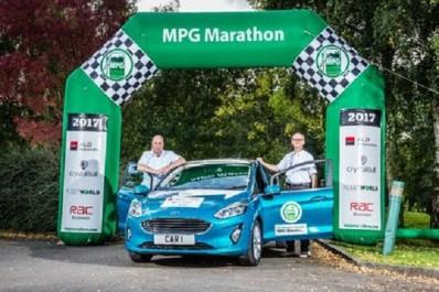 Environnement : 2,3 litres aux 100 km pour une Ford Fiesta