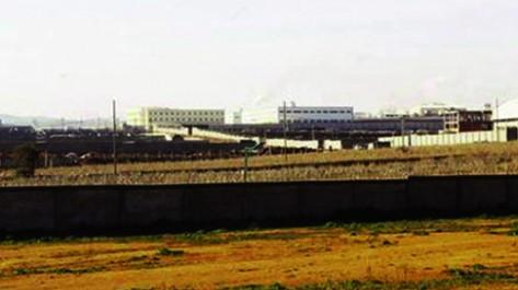 Nouvelle zone industrielle de Sidi Khaled (Bouira)