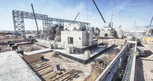 oran: Projet de la centrale électrique de Boutlélis «Livraison en mai prochain !»