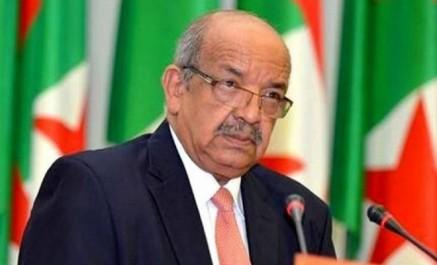 Messahel s'entretient avec son homologue guinéen