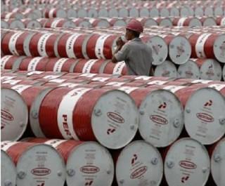 Les prix du pétrole terminent la semaine au-dessus des 57 dollars : Donald Trump galvanise le baril