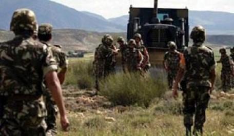 Lutte antiterroriste à jijel : 5 terroristes abattus et 5 femmes arrêtées