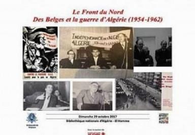 Engagement des belges dans la guerre d'algérie : Quand l'humanisme triomphe