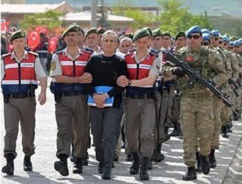 TURQUIE : Le procès du putsch manqué a repris