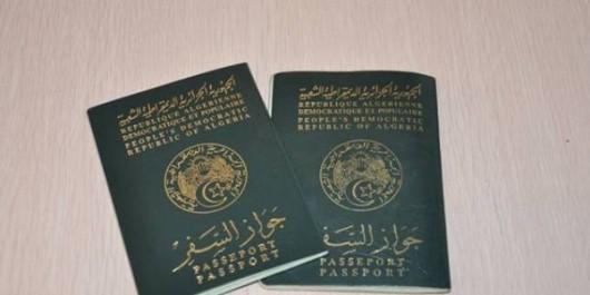 73% des Algériens n'ont pas de passeport (Bedoui)