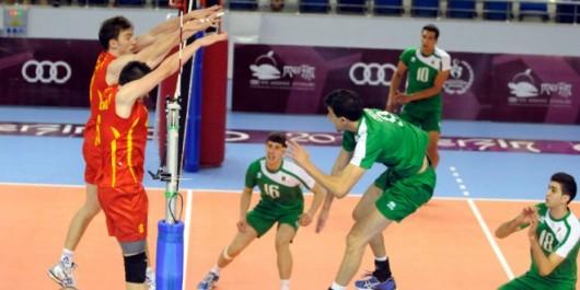 Volley-ball/Championnat d'Afrique des nations messieurs: Algérie-RD Congo en quarts de finale