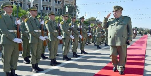 Algérie-1er Novembre: le vice-ministre de la Défense appelle les éléments de l'ANP à poursuivre leurs efforts