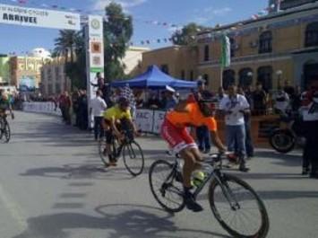 Cyclisme : le Tunisien Ali Nouisri remporte le Tour d'Algérie 2017