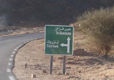 Entre Ghardaïa et In Guezzam : Lancement en 2018 d'un projet de modernisation de la RN-1
