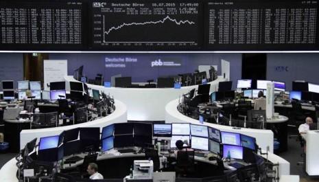 Bourses : Les Places montent en Europe