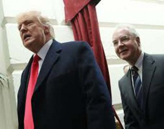 Coup de tonnerre à Washington : Deux sénateurs républicains éreintent Trump