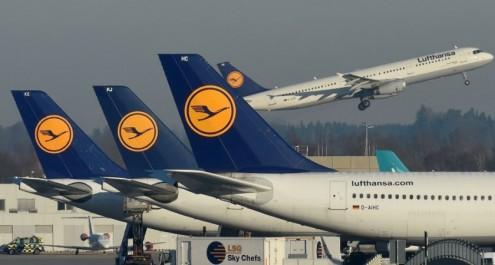 Transport aérien : Lufthansa vole tranquillement vers une année 2017 record