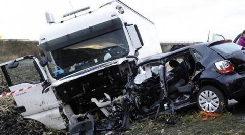 Sécurité routière à Guelma : Un mort et onze blessés en quatre jours