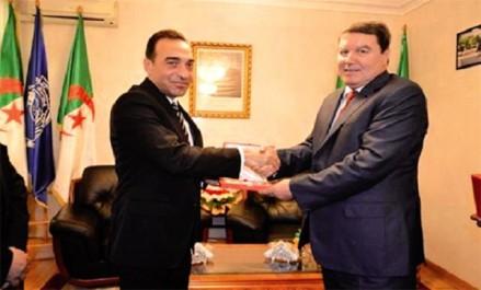 La police algérienne offre sa compétence à son homologue irakienne