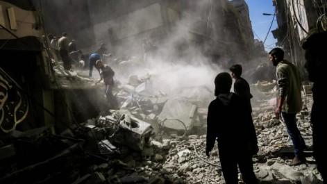 Attaque au gaz sarin en Syrie: Moscou dénonce des «incohérences» dans le rapport de l'ONU