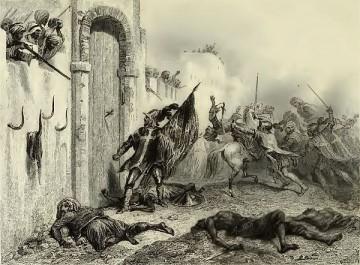 Cela s'est passé un 25 octobre 1541: la défaite de Charles Quint à Alger